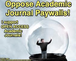 journal paywalls